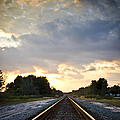 Follow The Tracks by Carolyn Marshall