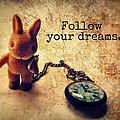 Follow Your Dreams by Studio Yuki