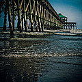 Folly Beach Pier by Jessica Brawley