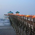 Folly Pier by David White