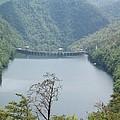 Fontana Dam by Janice Spivey