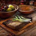 Food - Vegetable - Garden Variety by Mike Savad