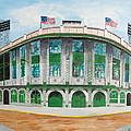 Forbes Field by Paul Cubeta