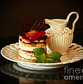 Forbidden Pleasures Tiramisu From Italy by Inspired Nature Photography Fine Art Photography