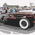 Ford A Sedan by Steve McKinzie