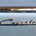 Ford Crestline by David Lee Thompson