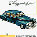 Ford Lincoln Ad, 1946 by Granger