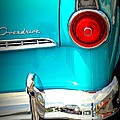 Ford Overdrive by Susanne Van Hulst