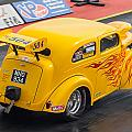 Ford Popular Drag Racer by Ken Brannen