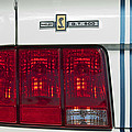 Ford Shelby Cobra Gt 500 Taillight by Jill Reger