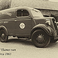Ford Thames Van Aged by Steev Stamford