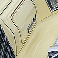 Ford Thunderbird Head Light by Jill Reger