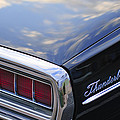 Ford Thunderbird Taillight by Jill Reger