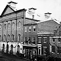 Fords Theater - After Lincolns Assasination - 1865 by International  Images