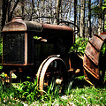 Fordson Tractor by Bill Cannon
