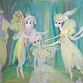 Forest Ballet by Judith Desrosiers