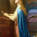 'forget Me Not' by Arthur Hughes