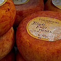 Formaggio Cheese Of Italy by Roger Mullenhour