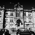 Former Kilmarnock Technical School And Academy Building Now Academy Apartments Scotland Uk by Joe Fox