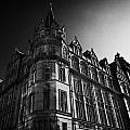 Former Prudential Assurance Building St Andrew Square Edinburgh Scotland Uk United Kingdom by Joe Fox