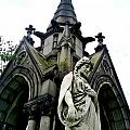 Forrest Lawn Cemetery - Buffalo New York by J Vincent Scarpace