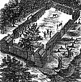 Fort Boonesborough, 1775 by Granger