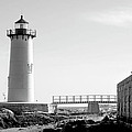 Fort Constitution Light by Greg Fortier