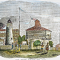 Fort Dearborn, 1830 by Granger