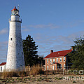Fort Gratiot Lighthouse by Ronald Grogan