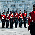 Fort Henry Guards Drill by Nicole Couture-Lord
