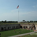 Fort Macon by Tommy Anderson