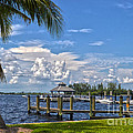 Fort Myers Dock by Timothy Lowry