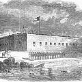 Fort Pulaski, Georgia, 1861 by Granger