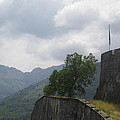 Fort Wall by Angela  Rose