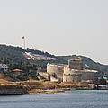 Fortress Canakkale - Dardanelles by Christiane Schulze Art And Photography