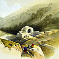 Fountain Of Job Valley Of Hinnom by Munir Alawi