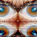 Four Eyes by Beto Machado