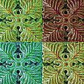 Four Times Four I by Debbie Portwood