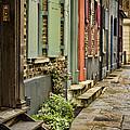 Fournier Street by Heather Applegate