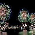 Fourt Of July In Nyc by Susan Candelario