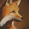 Foxy by Denny Bingaman