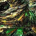 Fractal - Weed by Bernard MICHEL
