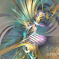 Fractal Art - Inspiration by Sipo Liimatainen