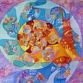 Fractal Snail by Kate Krivoshey