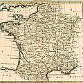 France By Regions by Guillaume Raynal