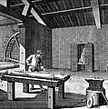 France: Iron Mill, C1750 by Granger