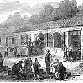 France: Winemaking, 1871 by Granger