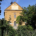 Franconian Village Church by Christiane Schulze Art And Photography