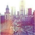 Frankfurt Downtown by Ixefra