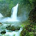 Franklin Falls   by Jeff Swan